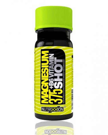 Nutrixxion Magnesium 375 Shot Citrus 60ml