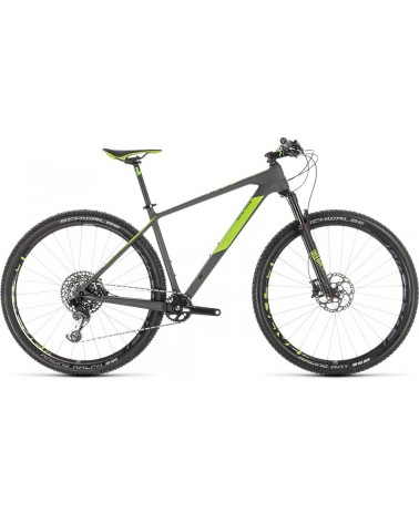 Bicicleta MTB Cube Reaction C:62 Pro 2019