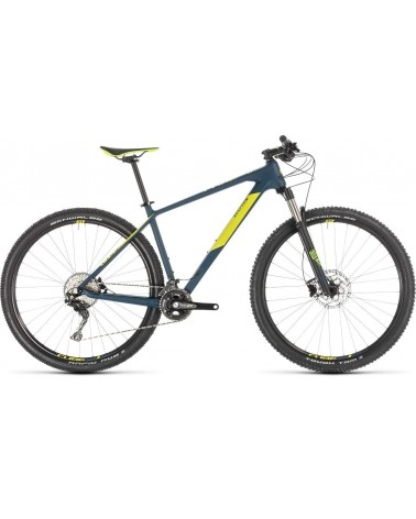 Bicicleta MTB Cube Reaction C:62 2019