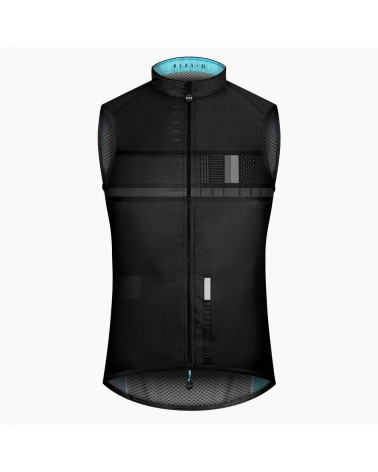 Chaleco ciclismo Gobik Plus SN Black Steel 2019 Hombre