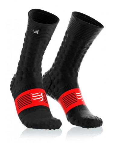 Calcetines Compressport Pro Racing Socks V3.0 Winter Run