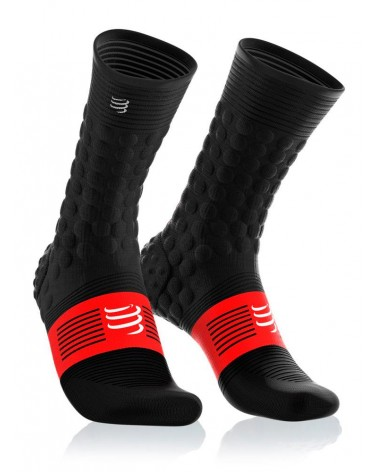 Calcetines Compressport Pro Racing Socks V3.0 Winter Bike