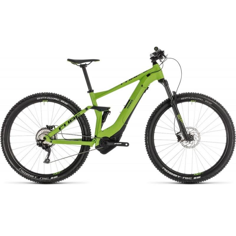 Bicicleta E-MTB Cube Stereo Hybrid 120 Pro 500 2019