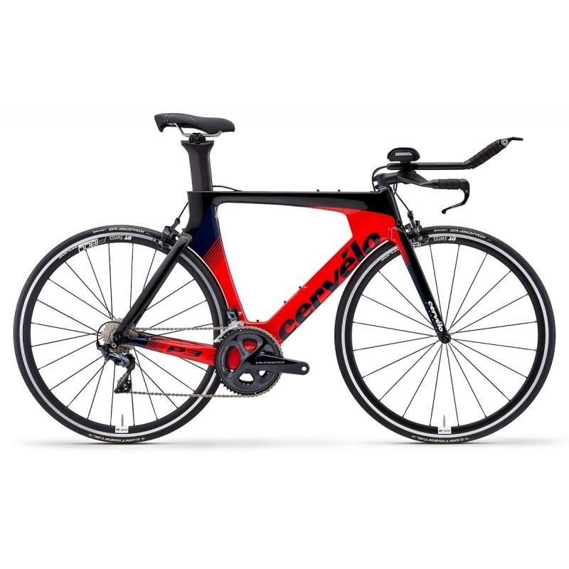 Bicicleta Cervélo P3 Ultegra 2019