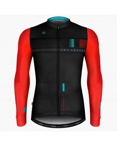 Maillot largo Gobik Cobble SN Red Teal 2019 Hombre