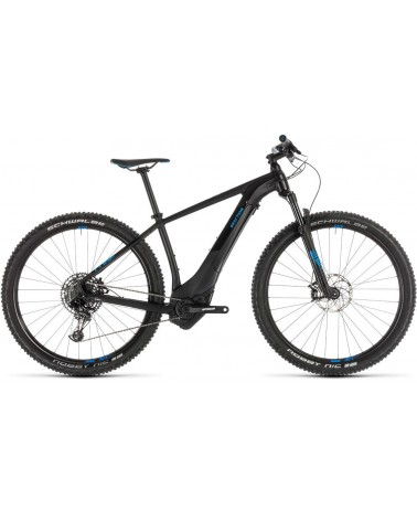 Bicicleta E-MTB Cube Reaction Hybrid Eagle 500 2019