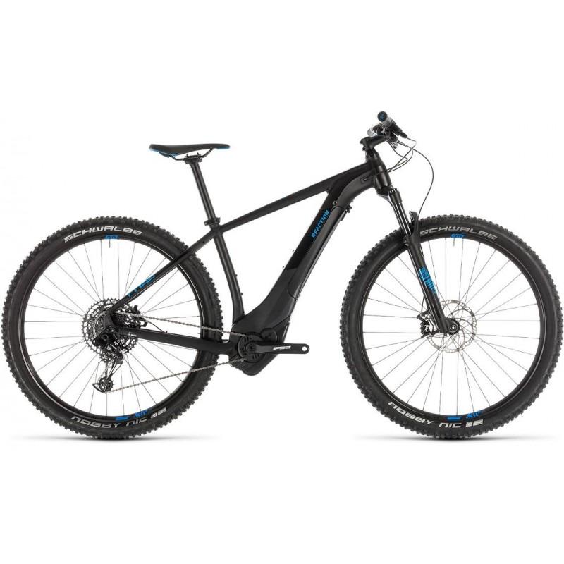 Bicicleta E-MTB Cube Reaction Hybrid Eagle 500 2019