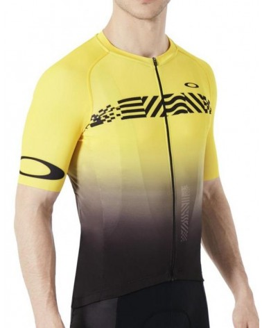 Maillot Oakley Colorblock Road Jersey Hombre