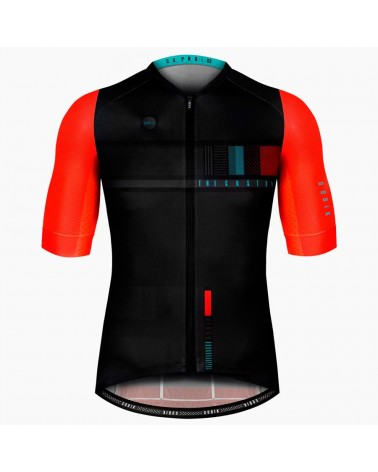 Maillot corto ciclismo Gobik CX PRO Red Teal Unisex