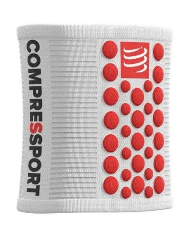 Muñequera Compressport Sweatbands 3D.Dots