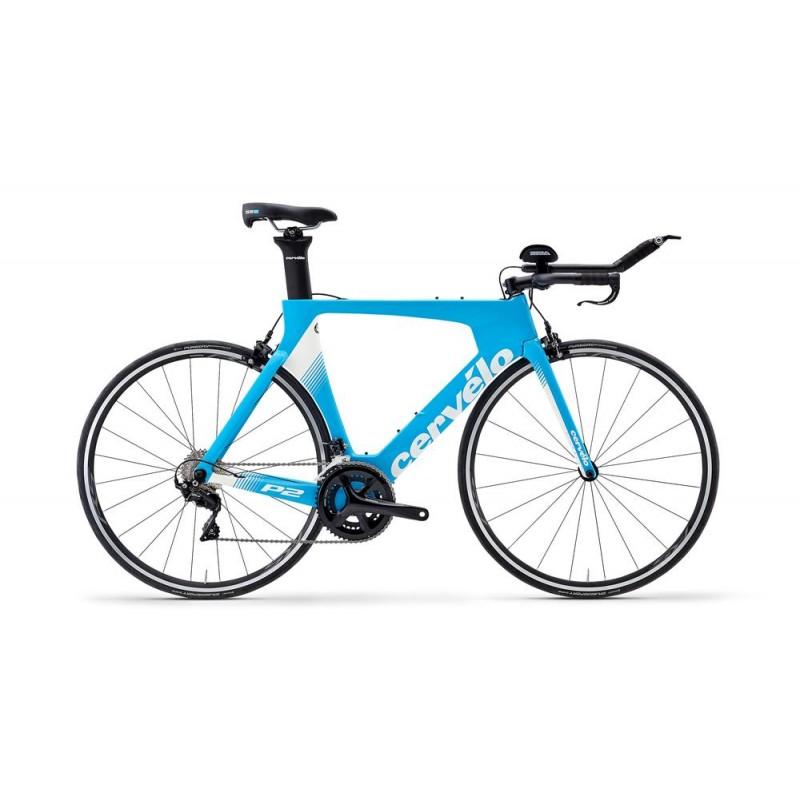 Bicicleta triatlón Cerveló P2 105 2019