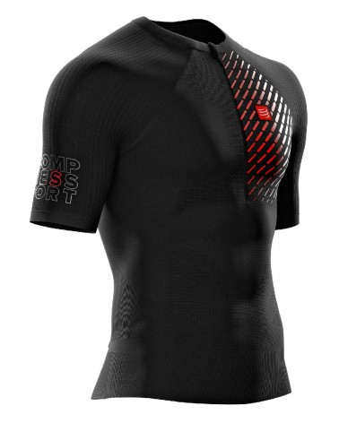 Camiseta Compressport TrailRunning Postural SS Top manga corta