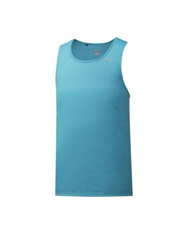Camisa Mizuno Alpha Vent Singlet Hombre