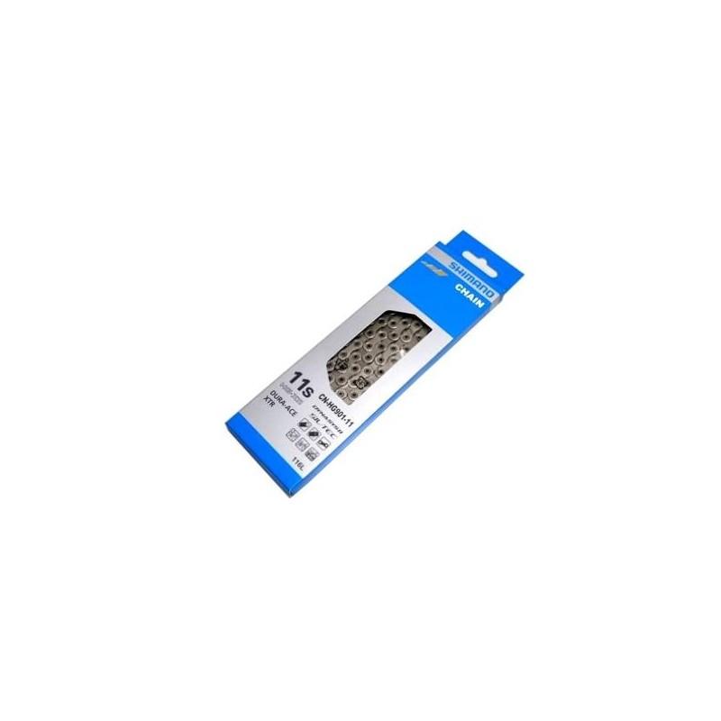 Cadena Shimano Dura ace HG901 XTR 11s