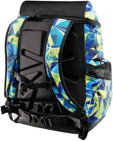 Mochila TYR Alliance Team Backpack 45L Geo Print