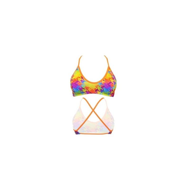Bikini Turbo 'Mare' Chevi Rainbow Parte Superior