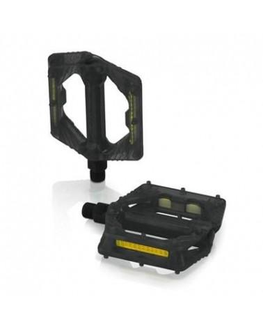 Pedales XLC Pd-M16 Plataforma Transparente 111X100mm