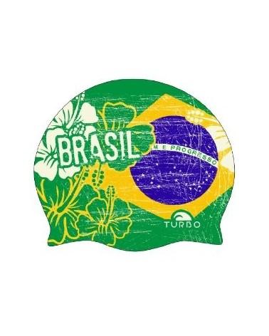 Gorro Turbo Brasil Vintage