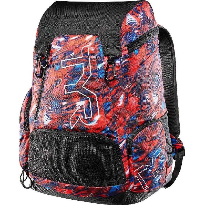 Mochila TYR Alliance 45L Backpack-Mercury Rising Print