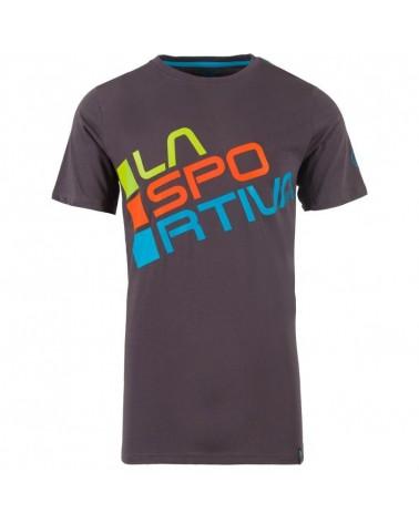Camiseta La Sportiva Square manga corta