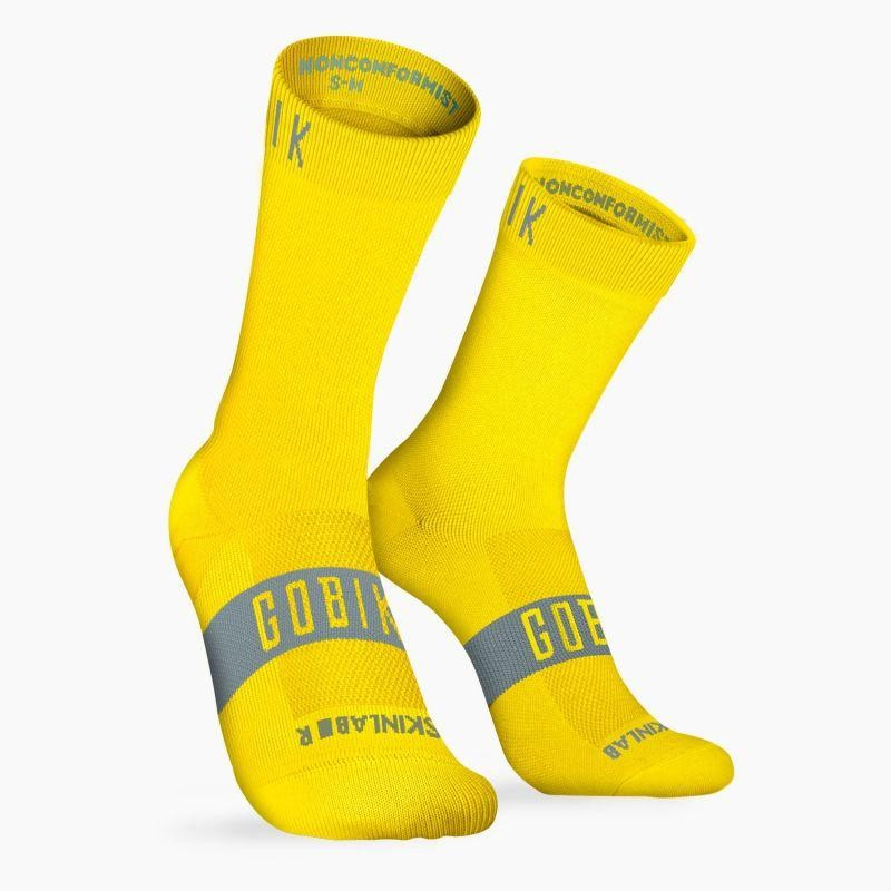 Calcetines Gobik Pure Lime