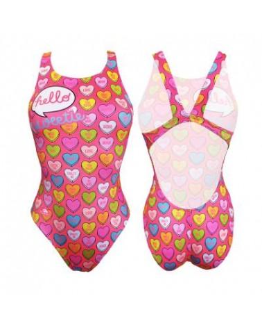 Bañador Turbo Love Candy TA Mujer