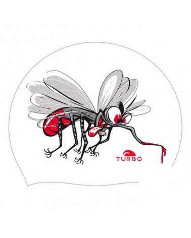 Gorro de Natación Turbo Suede Mosquito