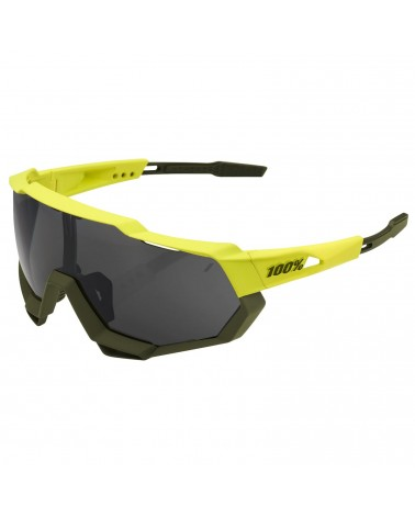 Gafas 100% Speedtrap Soft Tact Amarillo