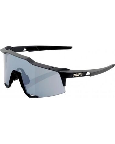 Gafas 100% Speedcraft LL negro lentes Smoke