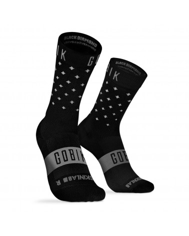 Calcetines Gobik Iro Black Diamond Unisex