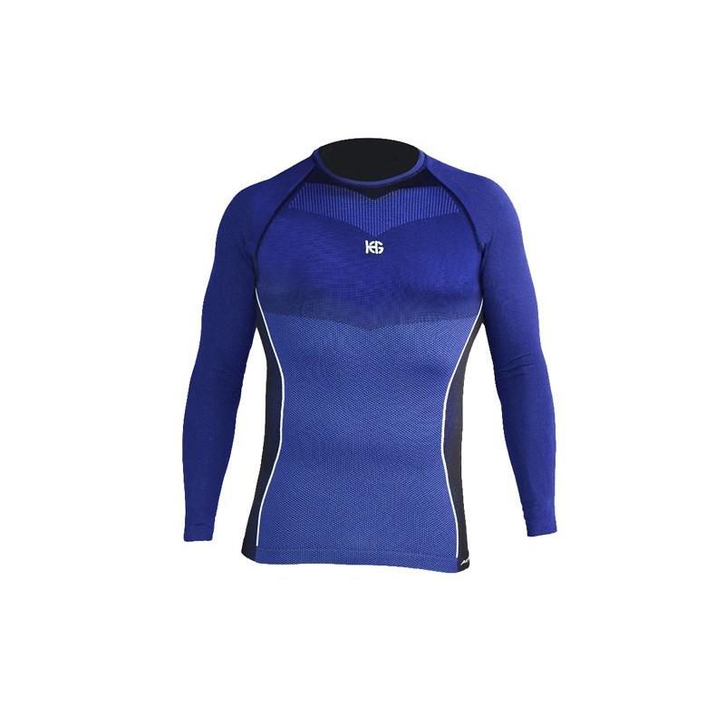 Camiseta SportHG 8030 M/L Hombre