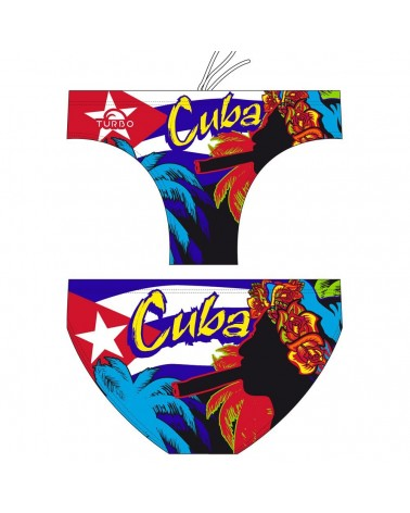 Bañador Turbo Cuba Puro