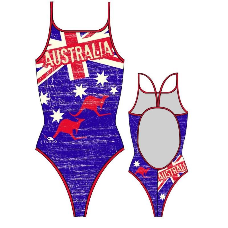 Bañador Turbo Australia Vintage