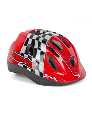 Casco Spiuk Kids CATS Rosa