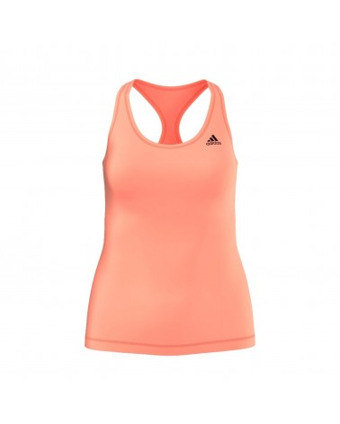 Camiseta Adidas Techfit Solid Mujer