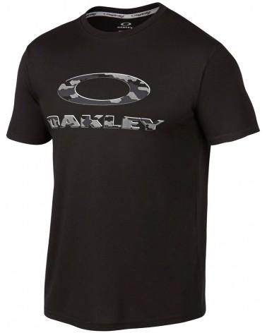 Camiseta Oakley Camo Ellipse Tee Hombre