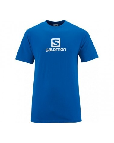 Camiseta Salomon Cotton Tee Hombre