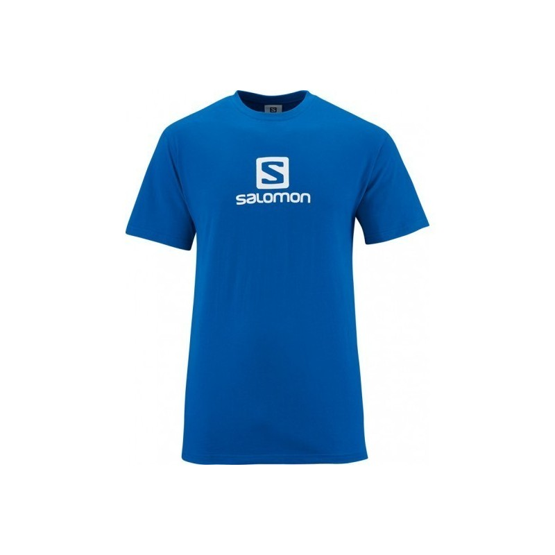 Camiseta Salomon Cotton Tee Hombre