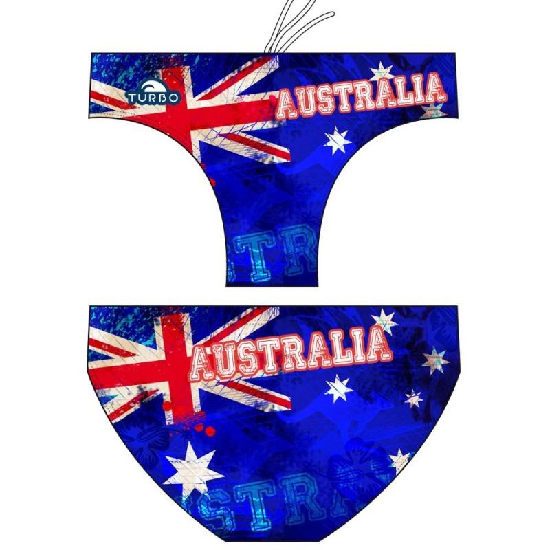 Bañador Turbo Australia Tag 2016