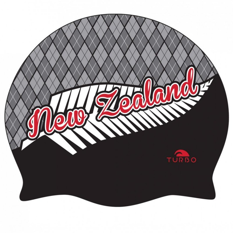 Gorro Turbo New Zealand Rombus