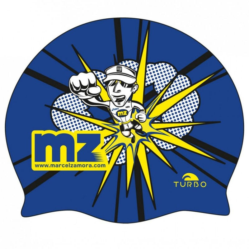 Gorro Turbo MZ Grafitti