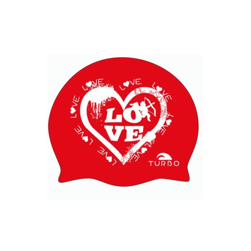 Gorro Turbo Love Heart