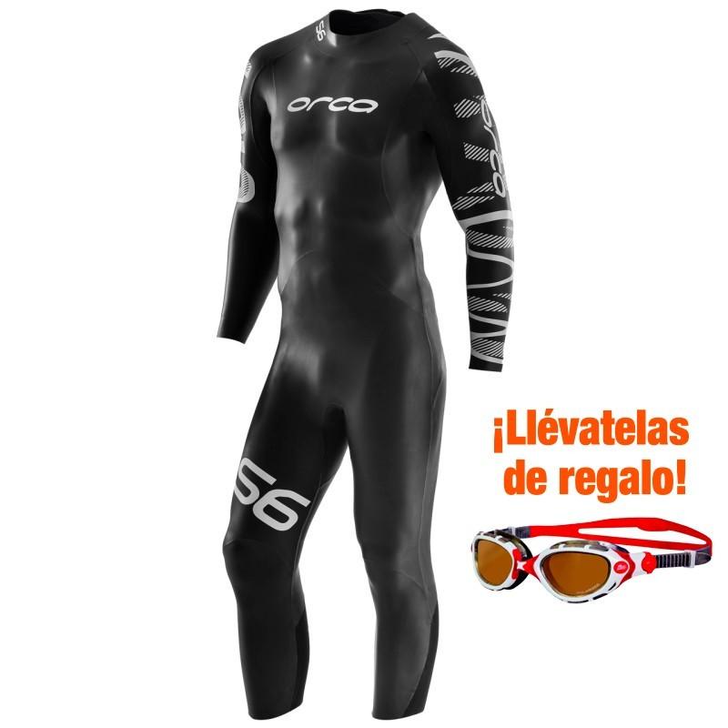 Neopreno Orca S6 2016 Hombre + Regalo Gafas Zoogs Predator Polarizada