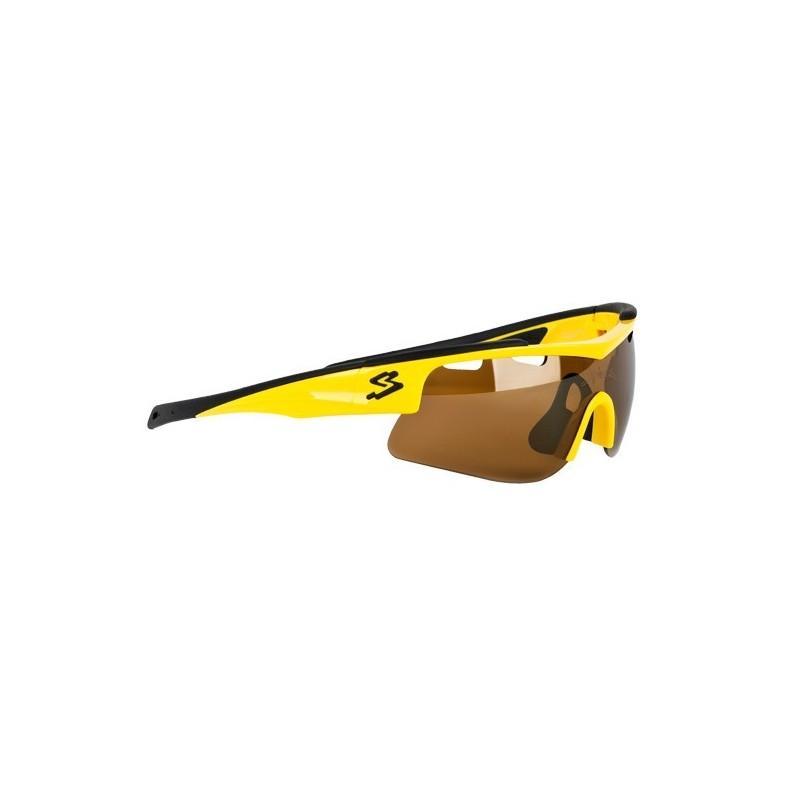 Gafas Spiuk Arqus Amarillo/Negro