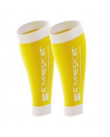 Pernera Compressport R2 Blanca