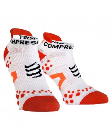 Calcetín Alto Compressport Pro Racing Socks V2.1 Run Highcut