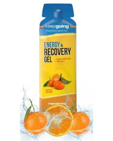 Gel Keepgoing Naranja