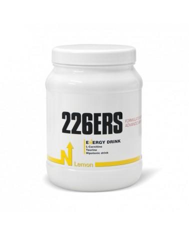 Bebida energética 226ERS Limón