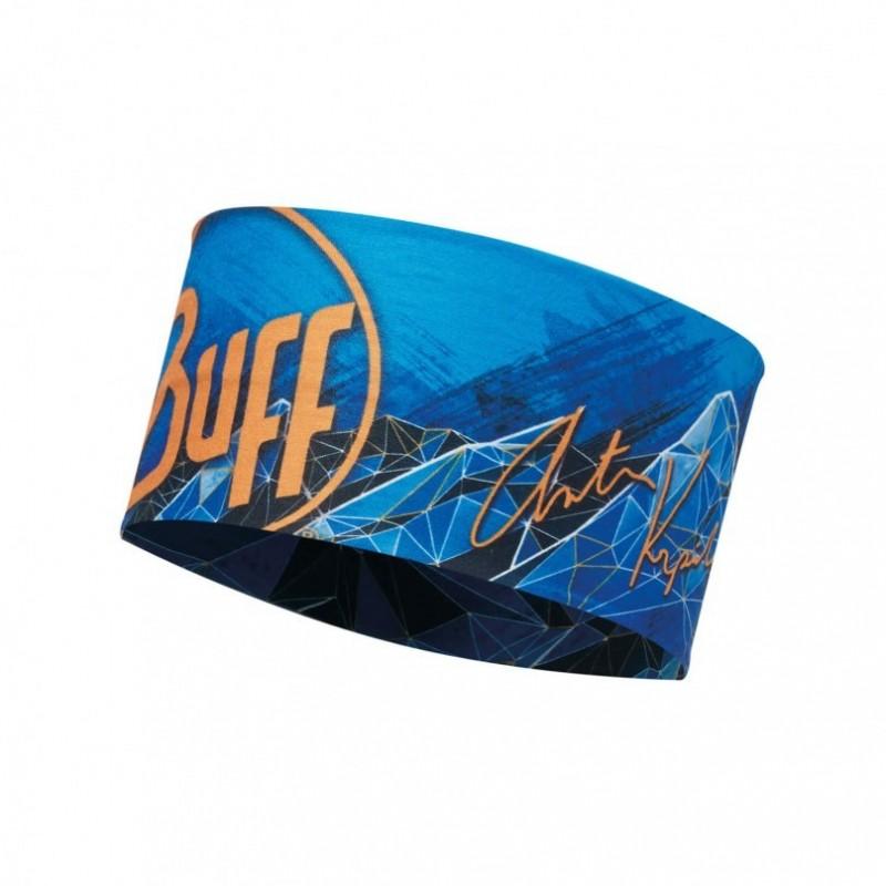 Cinta para la cabeza Buff Headband Anton Blue Ink