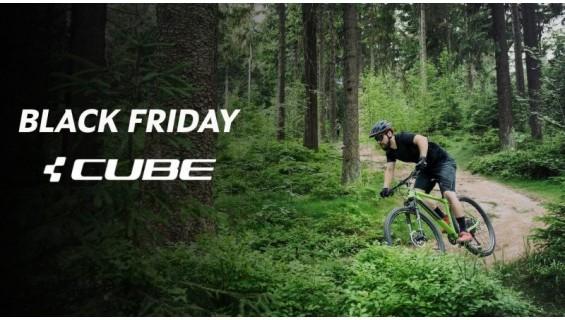 Ofertas de bicicletas Cube Blackfriday